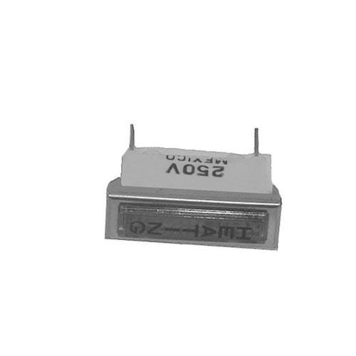 Commercial Electric Light Parts: Commercial - Amber Heating Signal Light