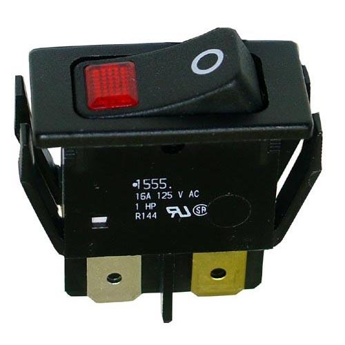 DPST Lighted Rocker Switch at Discount Sku 02.19.080 421459