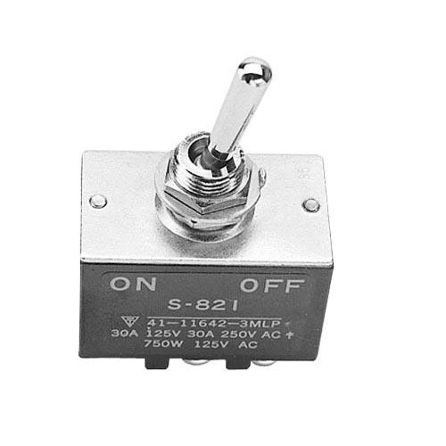 DPST On/Off 4 Tab Toggle Switch at Discount Sku 67002 26493