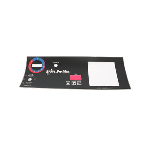 Overlay w/Timer Screen For Toggle Switch at Discount Sku 2M-Z6870 62378