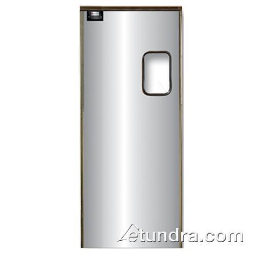 commercial hardware restaurant catering aluminum doors paylon swinging