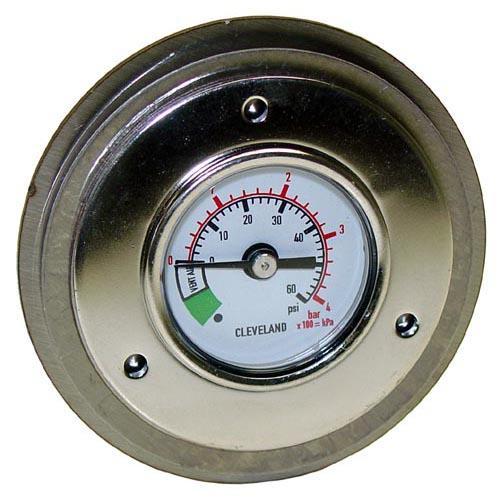 0 60 PSI Mixer Pressure Gauge