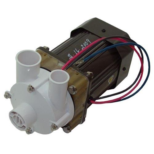 Hoshizaki s 0730 ice machine water pump motor assembly for Water pump motor parts