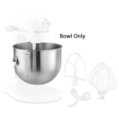 7 Qt Stainless Steel Mixer Bowl
