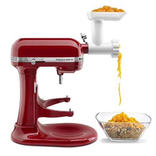 How Much Is A Kitchen Aid Food Grinder