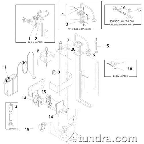 bunn - h5x-10-208 - bunn h5x hot water dispenser series ... wiring diagram for bunn coffee maker bunn wiring diagram #7
