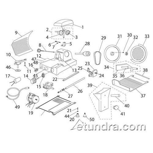 Globe - Globe GC10 Slicer Parts | eTundra