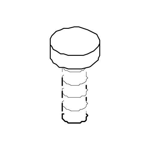 Motor Support Screw at Discount Sku 29201 ROB29201