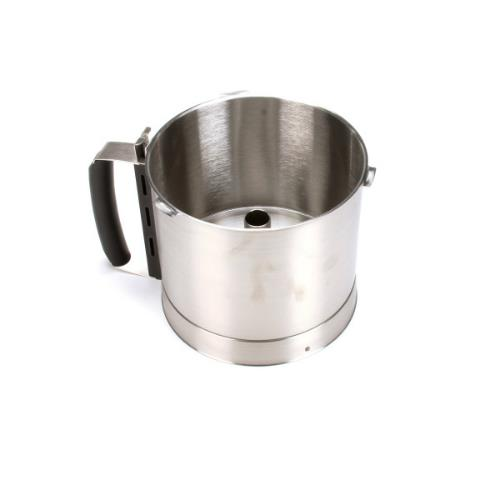 4 1/2 qt Stainless Steel Bowl