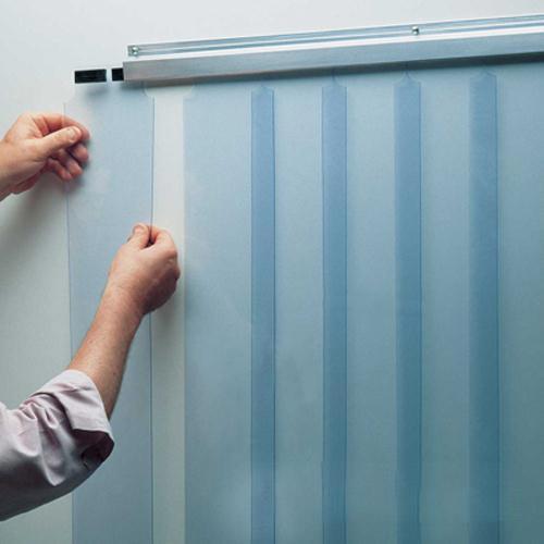 Kason 402la6065184 51 Quot X 84 Quot Strip Curtain Set Etundra