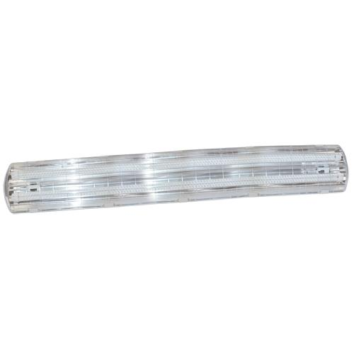 Led Light Fixtures For Walk In Cooler: Low Profile 48 In LED Light Fixture