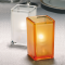 HLW6109F - Hollowick - 6109F - Quad Clear Satin Panel Votive Lamp