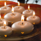 HLWFC3W72 - Hollowick - FC3W-72 - 3 in Select Wax Floating Candle