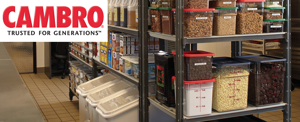 Cambro Restaurant Supplies | eTundra
