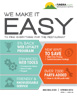 We Make It Easy Q2 Flyer