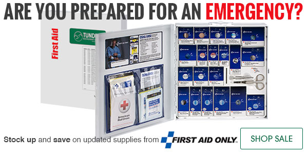 First Aid Only Kit