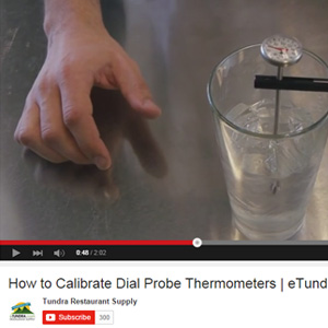 How to Calibrate Dial Probe Thermometers [Video]