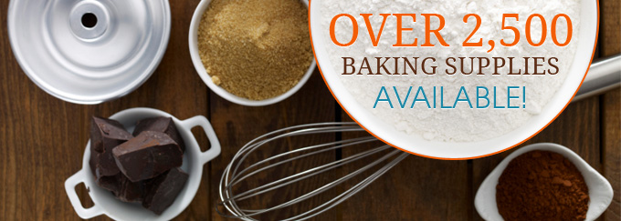 Baking Supplies & Products